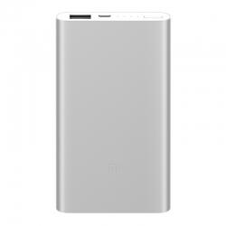 Внешний аккумулятор Xiaomi Mi2 5000 mAh Silver