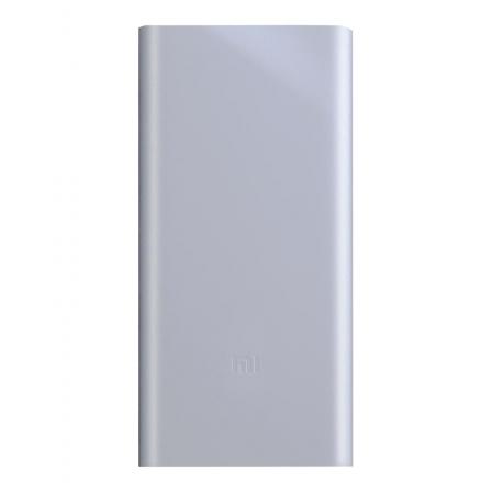 Зовнішній акумулятор Xiaomi Mi Powerbank 2S 10000 mAh Silver
