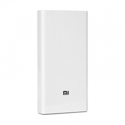 Зовнішній акумулятор Xiaomi Mi Power Bank 2C 20000mAh White (PLM06ZM)