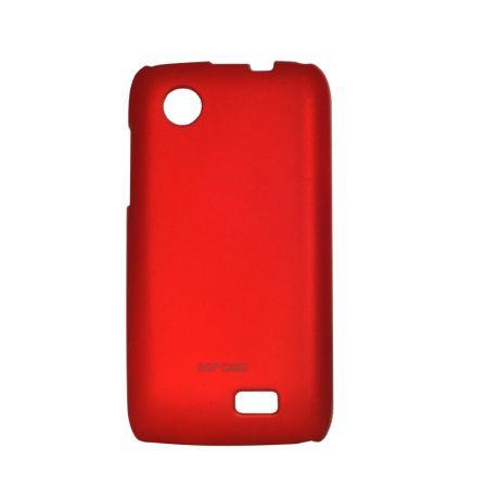 Чехол-накладка Lenovo S820 red