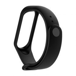 Ремінець Xiaomi Mi BAND 3 Dark Grey