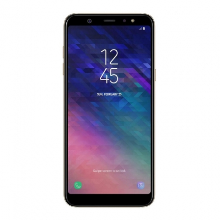 Samsung Galaxy A6 Plus 3/32GB Gold (SM-A605FZDN)