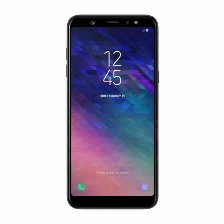 Samsung Galaxy A6 Plus 3/32GB Black (SM-A605FZKN)