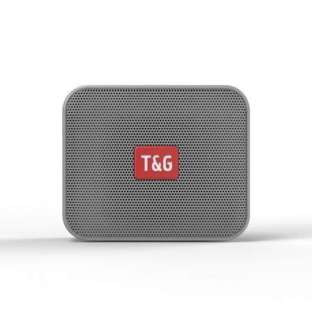Портативна Bluetooth-колонка TG-166 Gray