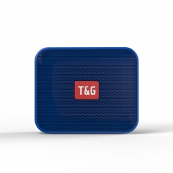 Портативна Bluetooth-колонка TG-166 Blue