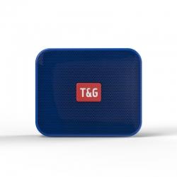 Портативная Bluetooth-колонка TG-166 Blue