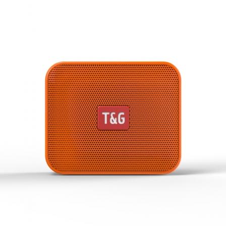 Портативная Bluetooth-колонка TG-166 Orange