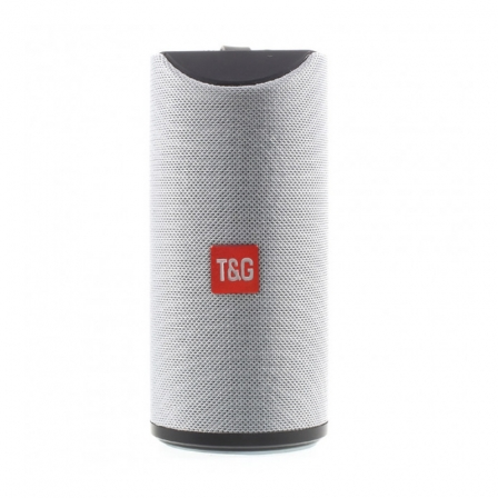 Портативная Bluetooth-колонка TG-113 Gray