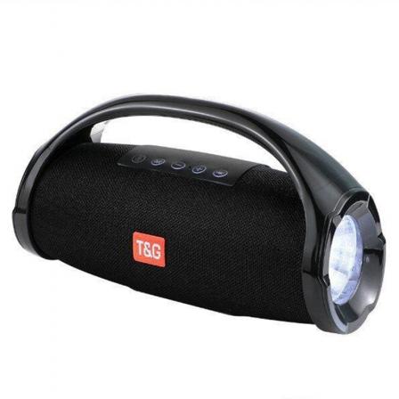 Портативная Bluetooth-колонка TG-136 Black