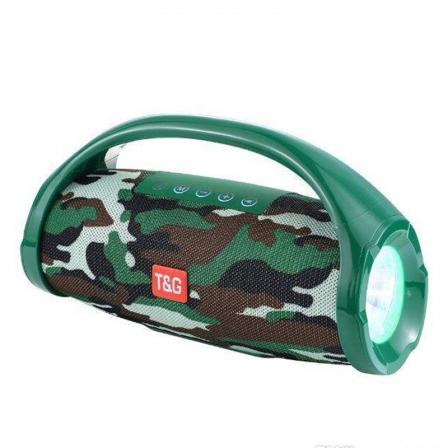 Портативна Bluetooth-колонка TG-136 Military