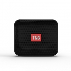 Портативна Bluetooth-колонка TG-166 Black