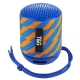 Портативна Bluetooth-колонка TG-129 Blue Pattern