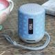 Портативна Bluetooth-колонка TG-129 Gray Pattern