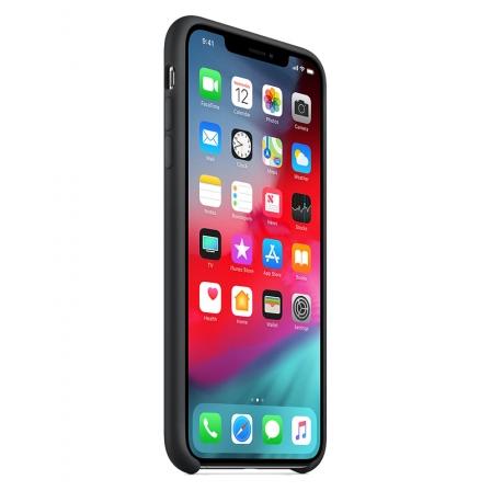Чехол-накладка iPhone XS Max Matte Black