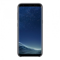 Silicone case Samsung Galaxy S8 Black