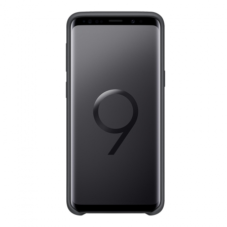 Чехол-накладка Samsung Galaxy S9 Matte Black