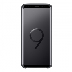 Silicone case Samsung Galaxy S9 Plus Black