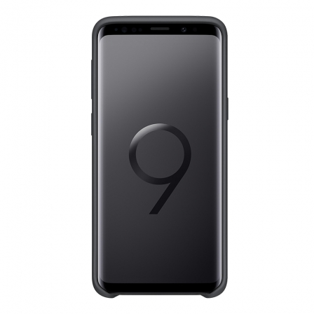 Чехол-накладка Samsung Galaxy S9 Plus Matte Black