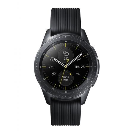 Смарт-часы Samsung Galaxy Watch 42mm Midnight Black (SM-R810NZKASEK)