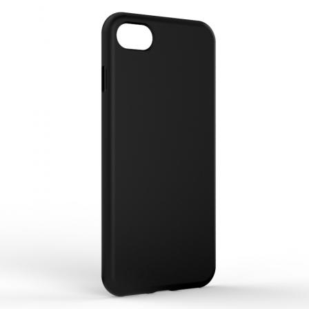 Чохол-накладка Iphone 7/8 Monochromatic Black