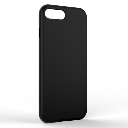 Чохол-накладка iPhone 7 Plus Monochromatic Black