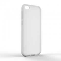 Чехол-накладка Xiaomi Redmi Go Monochromatic White